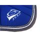 Tapis Mixte Bleu roi - Gris