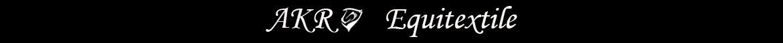 AKRO Equitextile fabrique vos housses d'étriers, tapis de selle, bonnets d'équitation & accessoires personnalisés